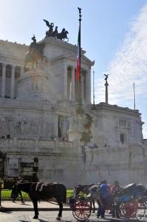 Rzym_pomnik Wiktora Emanuela II_Ołtarz Ojczyzny 02