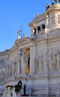 Rzym_pomnik Wiktora Emanuela II_Ołtarz Ojczyzny 04