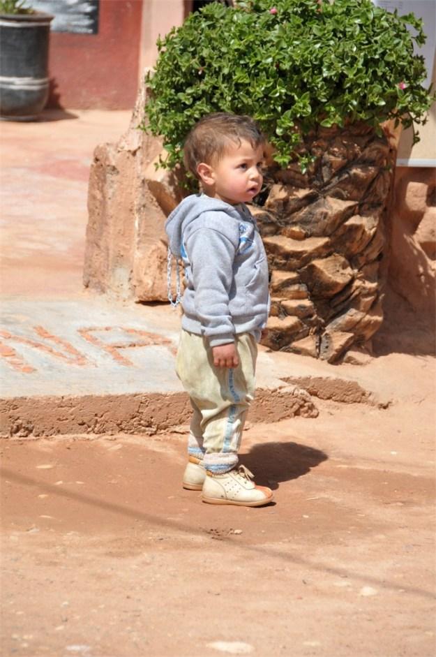 Ajt-Bin-Haddu Ksar Maroko 001
