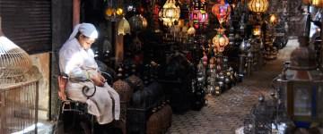 Marrakesz – Medyna: Suki i Plac Dżemaa el-Fna – Maroko 2014