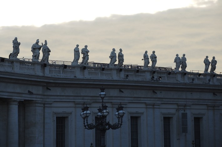 Rzym_Plac i Bazylika św. Piotra w Watykanie 006