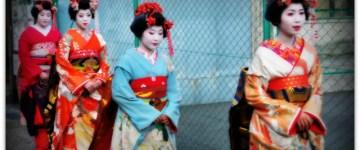 Kioto – ślady historii pośród nowoczesności.