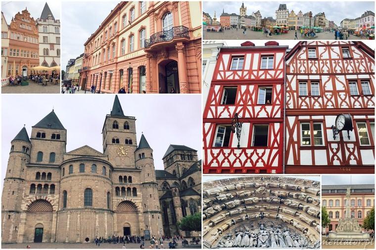 Trewir Niemcy niemieckie malownicze miasteczka