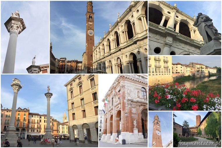 malownicze włoskie miasteczka Vicenza Włochy