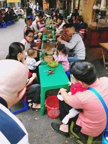 Wietnam jedzenie na ulicach Hanoi-007