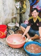 Wietnam jedzenie na ulicach Hanoi-016