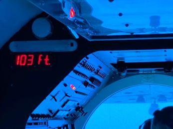 Atlantis Submarines Cayman-łódź podwodna-atrakcje Kajmany co robić zobaczyć na Kajmanach-009