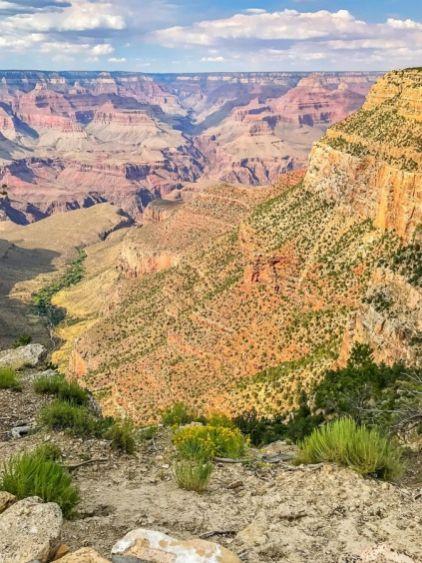 podróż przez stany USA-Arizona-Wielki Kanion Kolorado-Grand Canyon 004