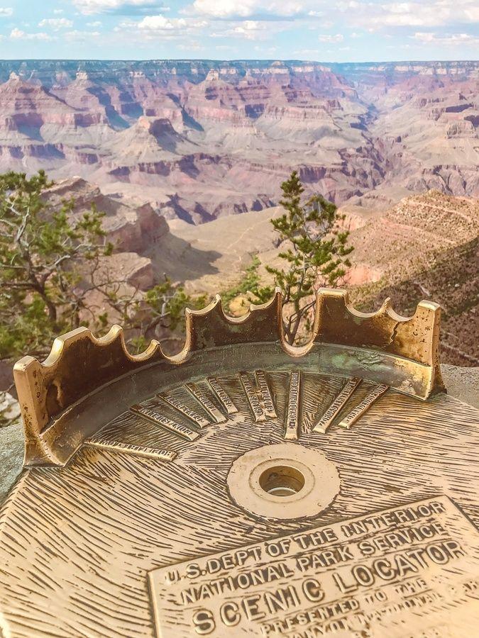 podróż przez stany USA-Arizona-Wielki Kanion Kolorado-Grand Canyon 006
