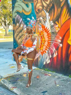 Wynwood dzielnica street artu w Miami na Florydzie 01