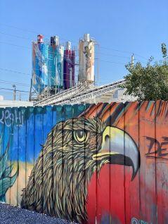 street art atrakcje zwiedzanie co warto zobaczyć w Miami dzielnica graffiti Wynwood 041
