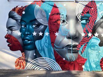 street art atrakcje zwiedzanie co warto zobaczyć w Miami dzielnica graffiti Wynwood 14