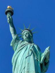 029 zwiedzanie Nowego Jorku-Statua Wolności na Liberty Island