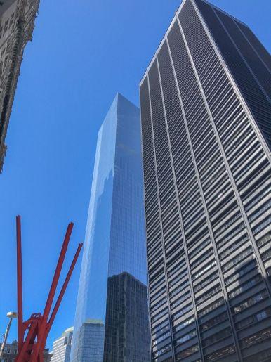 050 Nowy Jork Dolny Manhattan ulica Broadway