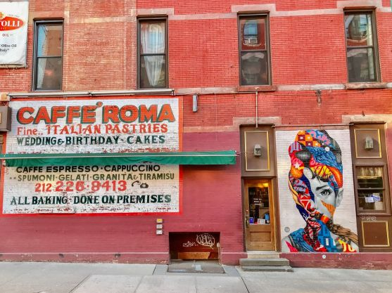 085 Nowy Jork -Little Italy