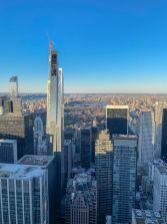 106 Nowy Jork Rockefeller Center -Top of the Rock Observation Deck