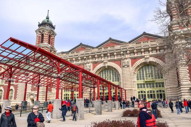 Muzeum Emigracji na Ellis Island