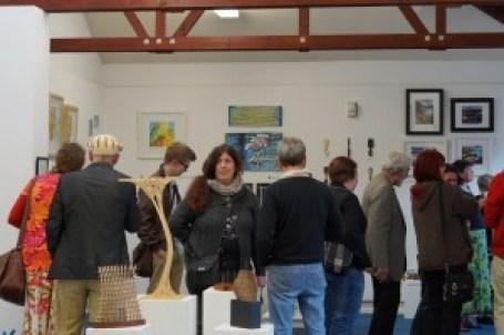 2015-04-16 Astronomical Art Exhibition 005