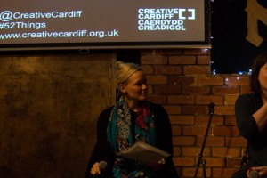 2016-02-09 creative cardiff show and tell 015