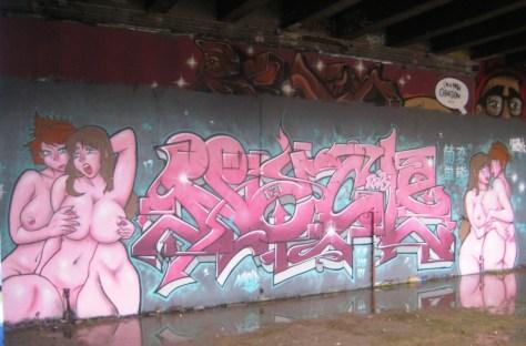 besancon 10.12.12 sexy girls - graffiti - arènes (6)