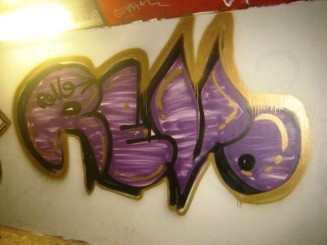strasbourg 03.12.12 - Revo - graff