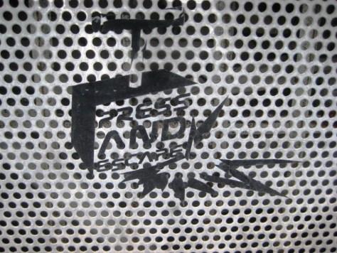 METZ 08.01.2013 STREET ART  Pochoir Press and Escape (1)