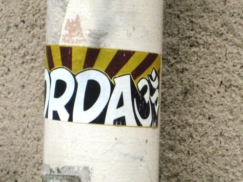 METZ 08.01.2013 STREET ART _Sticker_Horda (2)