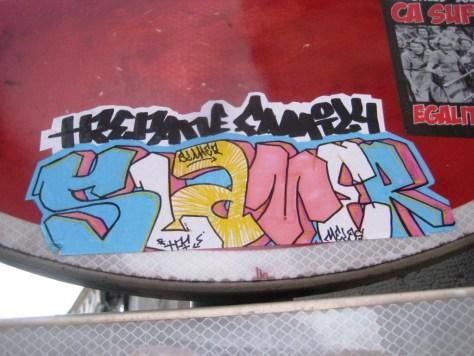 dec 2012 - Slamer - Sticker - Besancon (1)