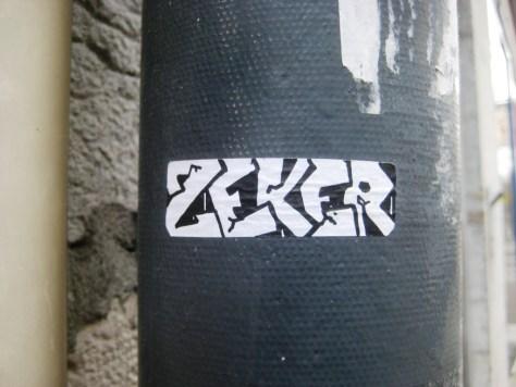 besancon 23 .12.12 STICKER - ZEKER