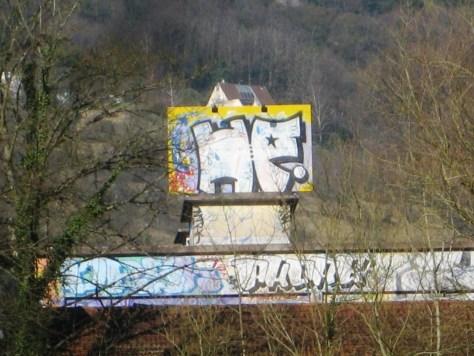 mars 2013 - besancon - rodia - graffiti - HF
