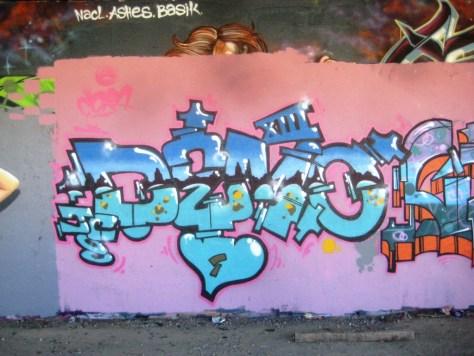 Demo, Sime - graffiti - besancon, sept2013 (1)
