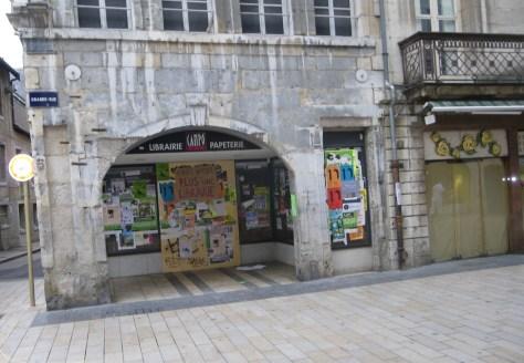 ceci n'est plus une librairie_besancon_affiche_camponovo_sept2013
