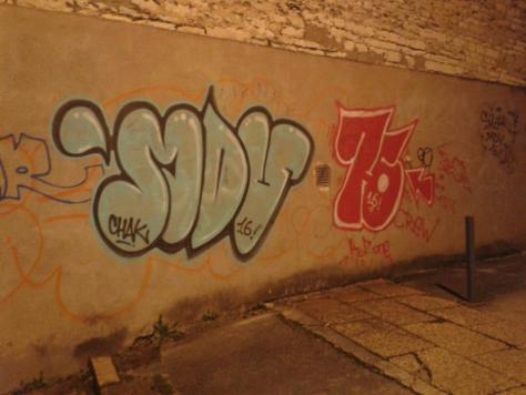 MDV, 16 crew, graffiti, besak 2013 (1)