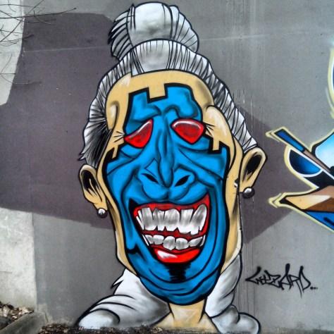 wizard graffiti strasbourg