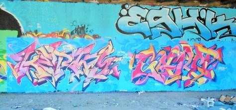 Wyker, Gofret - Graffiti - Besancon - mai 2014 (1)