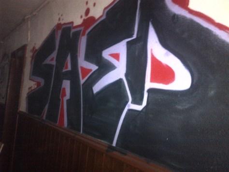 saed graffiti besancon