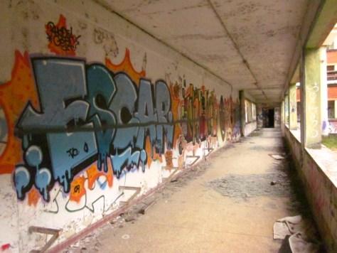 Graffiti -besancon - rhodia_photos Agathe Guignard - Escar
