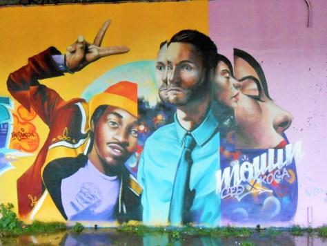 besancon, jam graffiti octobre 2014 CED & KOGA
