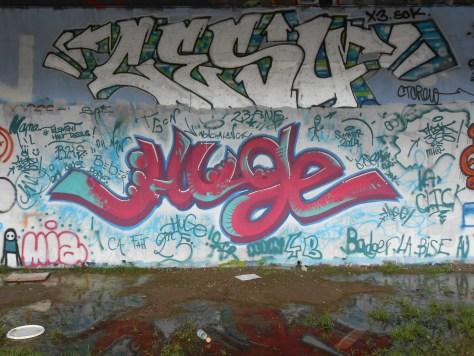 septembre 2014 CESU, Huge - graffiti - besancon, arenes (2)
