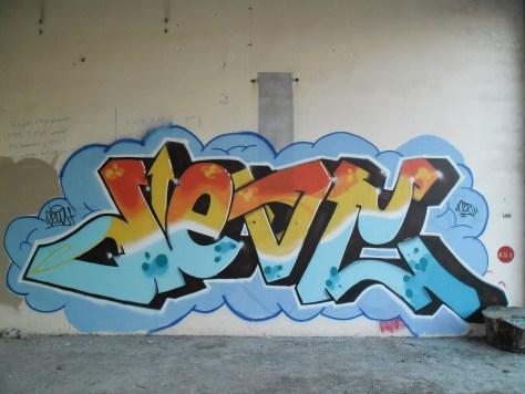 belfort vide graffiti 2015