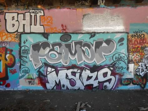 besancon graffiti avril 2015 Ramor, Mars