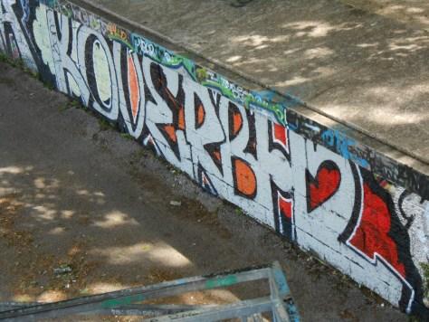 Kover, BH2 - graffiti besancon 05.2015