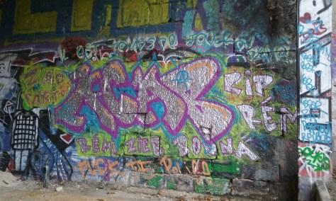 ACAB graffiti besancon 2015 (2)