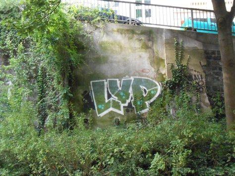 LYP- graffiti - Wuppertal, DE 2015