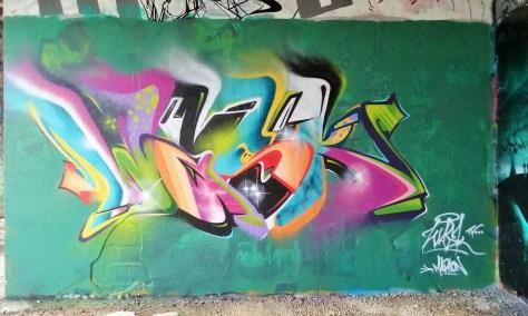 wask - graffiti - besancon 2016