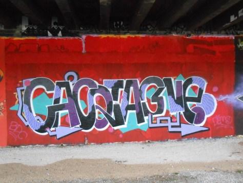 castagne, BDC -graffiti besancon 2016