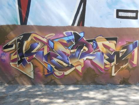 WYKER - graffiti besancon 2016