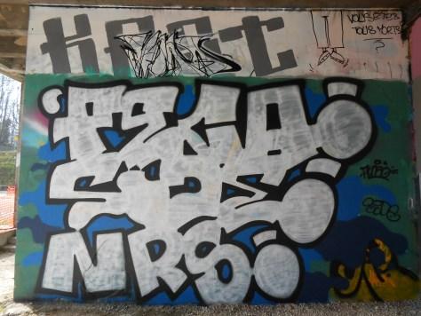 feca, side, nrs - graffiti, besancon 2016
