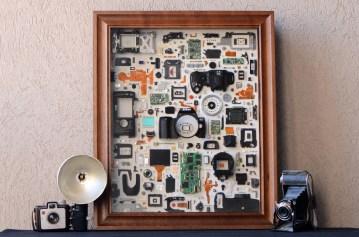 "Nikon D60 DSLR 16x20"" - SOLD"