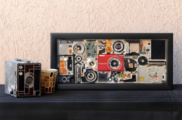 "Nikon Coolpix S640 6x14"" - SOLD"